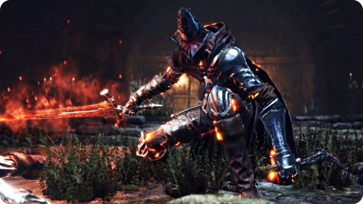 Dark Souls 3 Abyss Watchers Lore Strategy Guide Game Covered Meet yoel of londor right before the entrance to the undead settlement and accept his service so he teleports to the firelink shrine. dark souls 3 abyss watchers lore