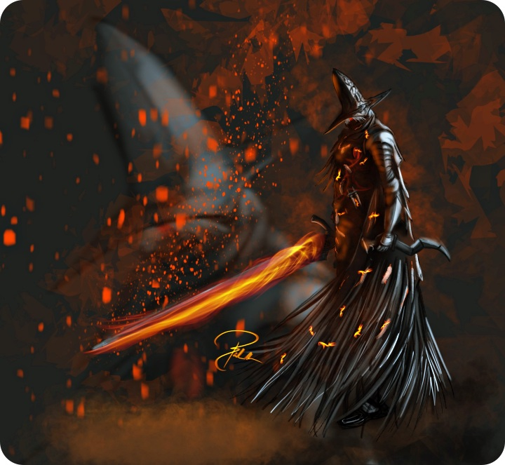 Abyss Watchers Artwork from Dark Souls 3