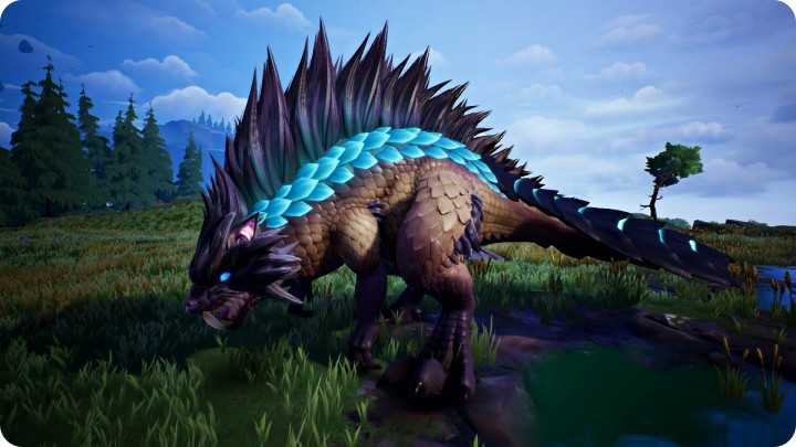 Gnasher: Dauntless Behemoth