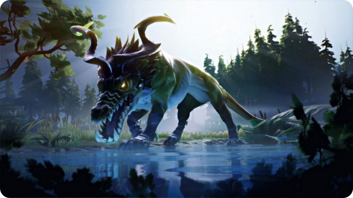 Stormclaw - All Dauntless Behemoths