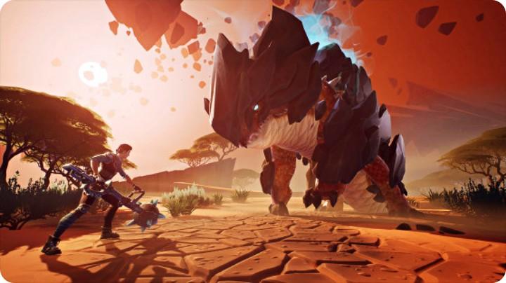Skarn Terra Behemoth