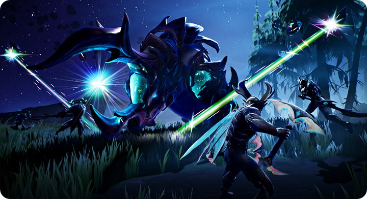 Valomyr official Dauntless Artwork