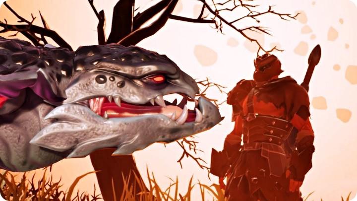 Charrog Blaze Behemoth