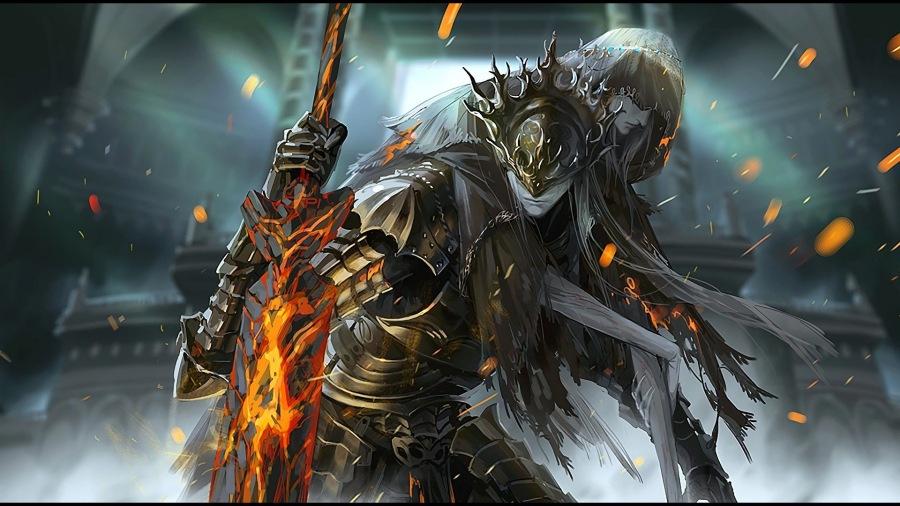 Dark Souls 3 Bosses - Lorian and Lothric
