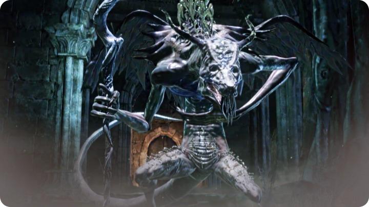 Dark Souls 3 Bosses - Oceiros