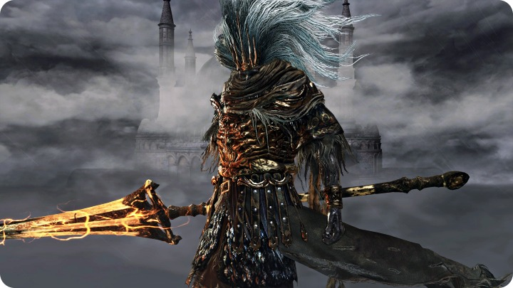 Dark Souls 3 Bosses - Nameless King