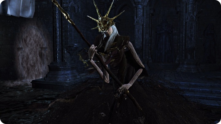 Dark Souls 3 - Aldrich Devourer of Gods