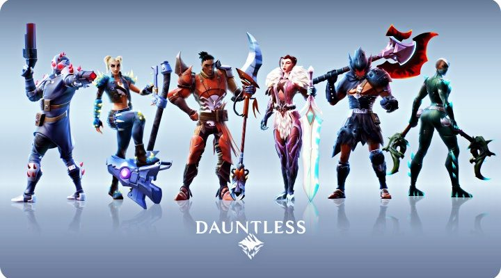 Dauntless Weapons Guide